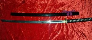 Katana Karbon Steel 1060