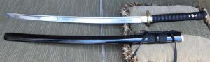 Katana Shinken (Jeep Willys Spring Steel Blade)