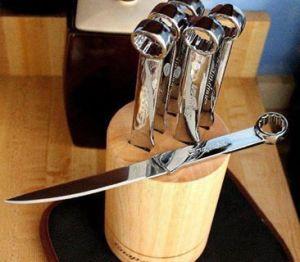 pisau berantem