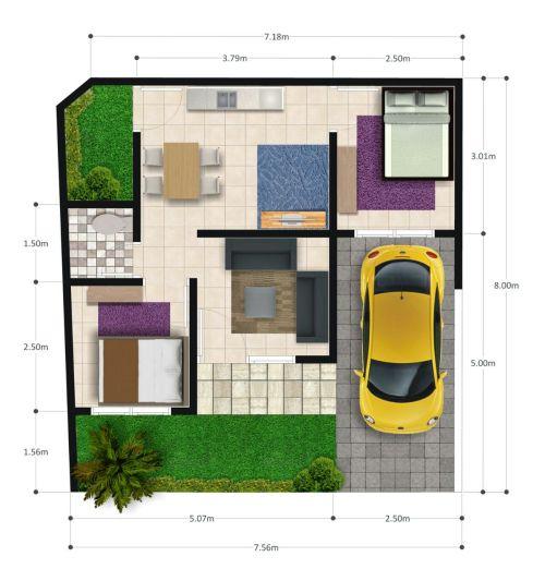 blueprint-rabbani-residence-parung-bogor