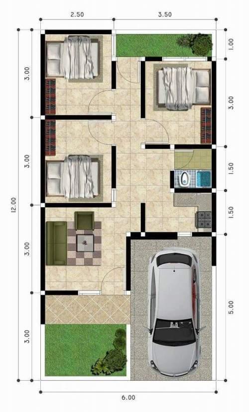 blueprint-ramadhan-village-serpong-tangerang