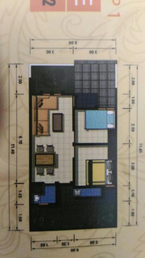 blueprint-refah-residence-ciapus-bogor