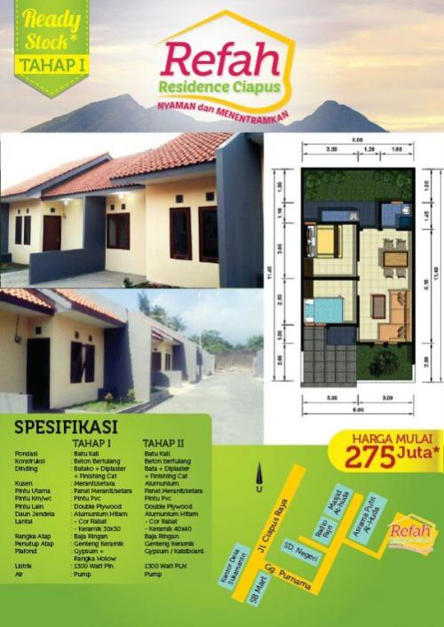brosur-refah-residence-ciapus-bogor