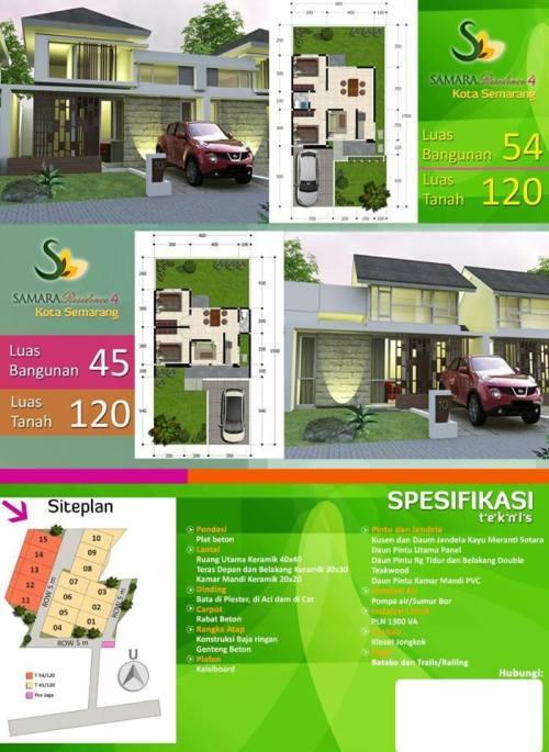 brosur-samara-residence-4-semarang