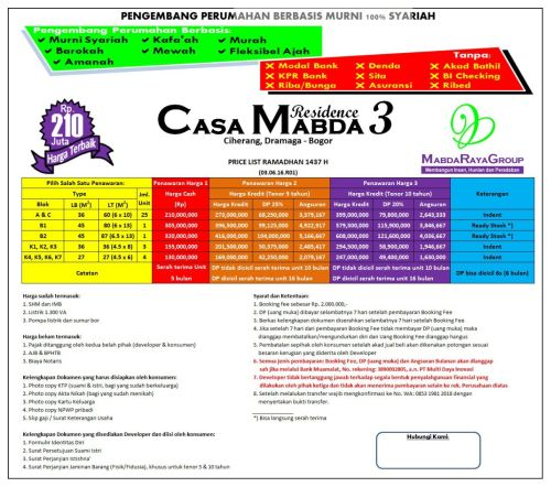 cm3-pricelist