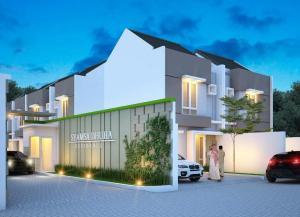 Desain 1 Syamsa Dhuha Residences Pekapuran Cimanggis Depok