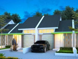 Desain 3 Syamsa Dhuha Residences Pekapuran Cimanggis Depok