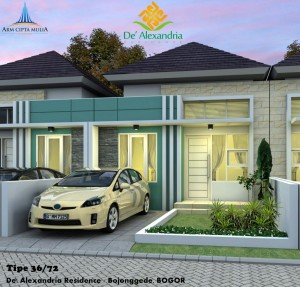 desain-type-36-72-the-new-alexandria-residence-bojonggede-bogor