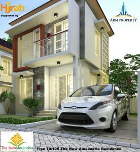 desain-type-70-105-the-new-alexandria-residence-bojonggede-bogor