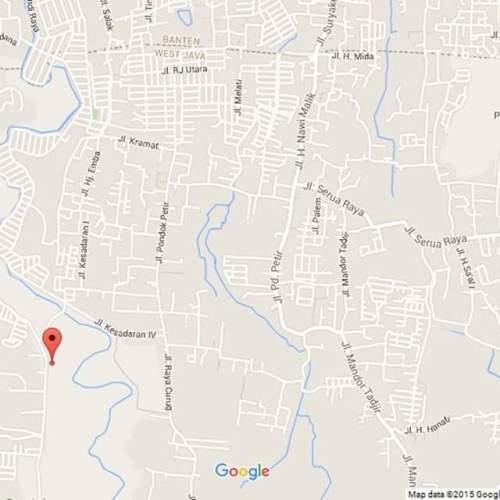 gmaps-rani-residence-pamulang-tangerang