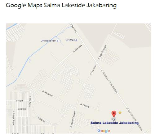 google-maps-salma-lakeside-jakabaring-palembang