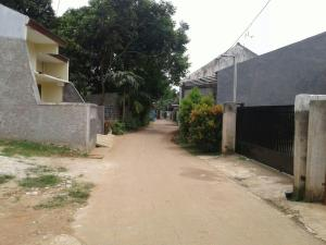 Jalan Depan Kavling Jannati Depok