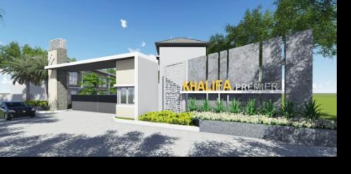 maingate-1-khalifa-premier-residence-cikarang-bekasi