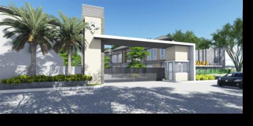 maingate-2-khalifa-premier-residence-cikarang-bekasi