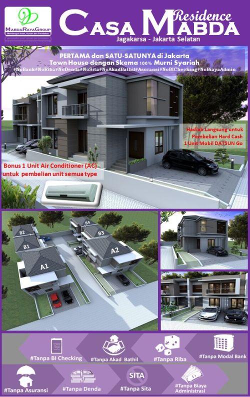 pamflet-casa-mabda-1-jagakarsa-jakarta-selatan