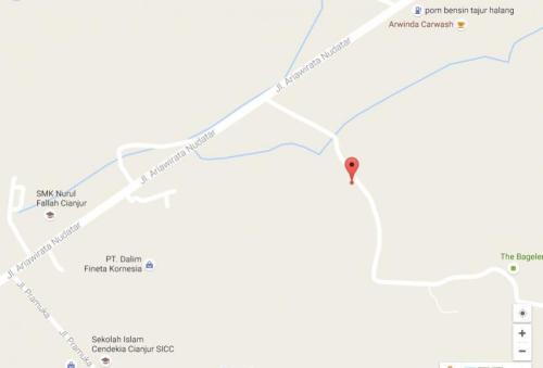 peta-lokasi-baiti-jannati-cianjur