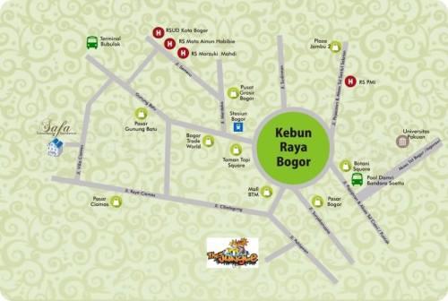 peta-lokasi-safa-townhouse-residence-ciomas-bogor