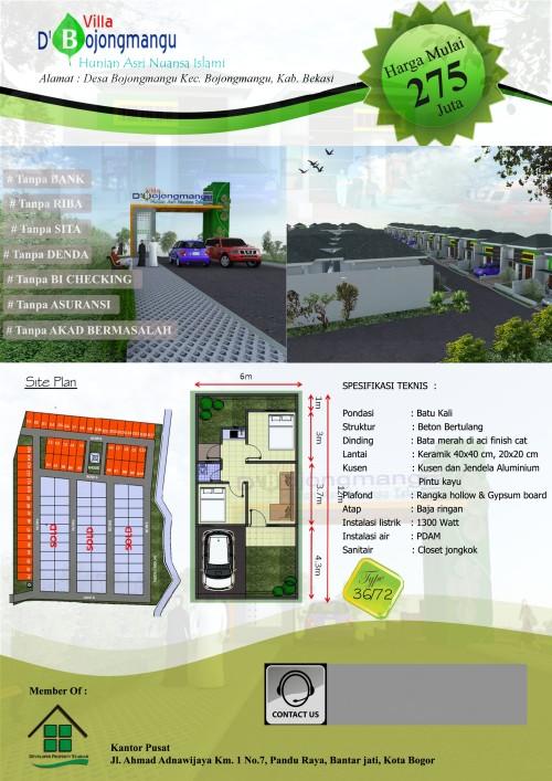 spesifikasi-villa-dbojongmangu-bekasi