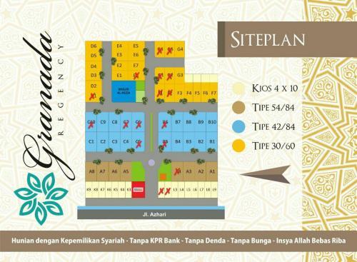 updated-siteplan-granada-regency-pusri-palembang