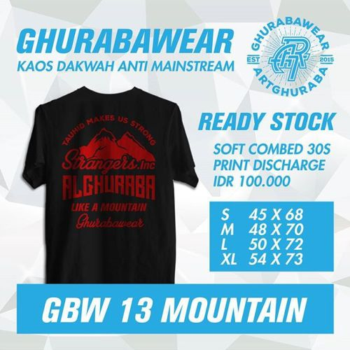 GBW 13 Mountain