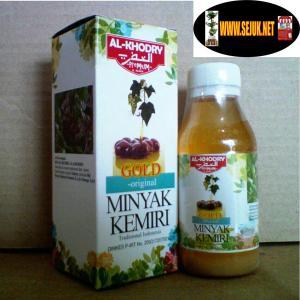 Gold Minyak Kemiri Al Khodry